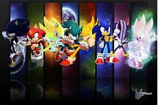 all sonic forms sonic the hedgehog amino