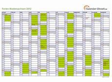 ferienkalender 2017 niedersachsen ferien niedersachsen 2012 ferienkalender zum ausdrucken