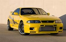 1995 Nissan Skyline Gt R R33 The Fast And The Furious
