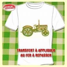 transfert pour t shirt kitsch kitchen