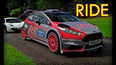 ford r5 ride ford r5 wrc rally car parade laps