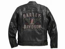 Ebay Harley Davidson Leather Jackets by Harley Davidson S Way Winged 1 Vintage Leather
