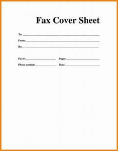 printable blank microsoft word fax cover sheet