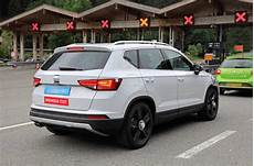 new seat ateca facelift set to come with hybrid variants