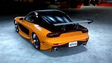 fast and furious midnight club la han s mazda rx7 fast and furious tokyo