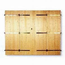 porte de garage 4 vantaux bois porte de garage 224 4 vantaux 224 barres et 233 charpes portes