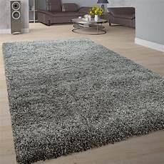 hochflor teppich shaggy hochflor teppich shaggy einfarbig grau teppich de