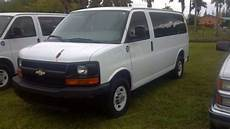 buy car manuals 2007 chevrolet express 3500 free book repair manuals buy used 2007 chevy express 3500 passenger van in fort lauderdale florida united states