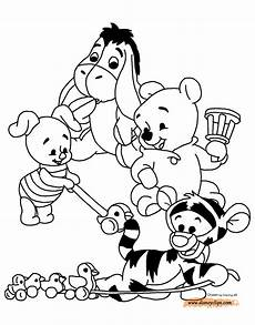 Disney Baby Malvorlagen Value Tigger From Winnie The Pooh Coloring Pages Baby