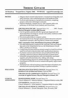 receptionist resume exle