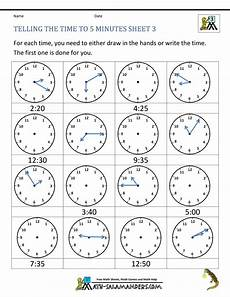printable time worksheets year 4 3784 telling time clock worksheets to 5 minutes