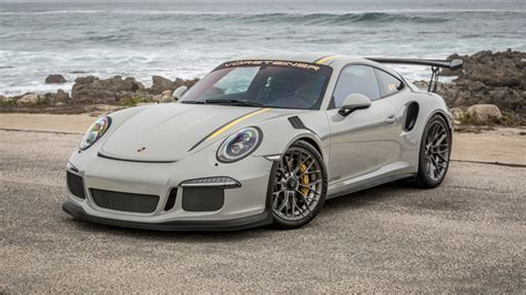Vorsteiner Porsche Gts Rs 5k Wallpaper