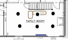 recessed can light placement doityourself com community