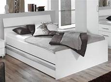 bett bettkasten bett mit bettkasten komfortbett bett 140x200 terenia ebay