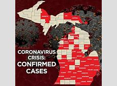 michigan coronavirus cases by day graph