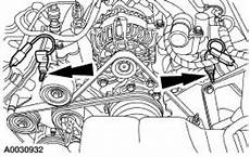 service manual remove engine cover 1998 ford mustang ford mustang service manual installation engine front cover engine 4 6l 2v engine