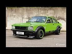 bil opel kadett c coupe rallye 1979 rigtigt sjovt leget 248 j