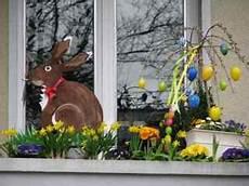 Osterdeko Für Den Garten - bodos welt sch 246 ne osterdeko auf dem balkon und im garten