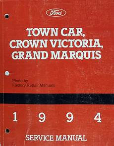 old cars and repair manuals free 1994 mercury cougar lane departure warning 1994 lincoln town car ford crown victoria mercury grand marquis factory service manual