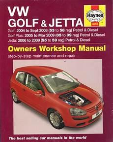 vehicle repair manual 2004 volkswagen jetta engine control vw golf jetta petrol diesel 2004 2009 haynes service repair manual sagin workshop car manuals