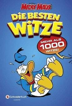 Die Besten Bücher - micky maus die besten witze buch b 252 cher de