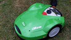 viking pr 233 sentation du nouveau robot de tonte imow mi