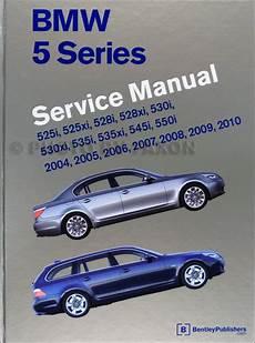 motor repair manual 2004 bmw 5 series auto manual 2004 2010 bmw 5 series bentley repair shop manual
