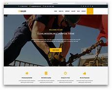 best free web page builder 38 best free construction website templates for modern
