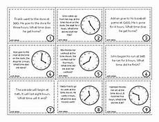 telling time worksheets word problems 3243 elapsed time word problems worksheets with or without clocks by math animal