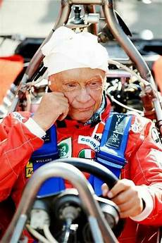 Formel Eins Fahrer - niki 2014 what is he thinking about driver f1