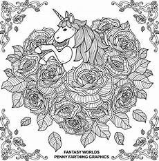 Ausmalbilder Zum Ausdrucken Unicorn The Unicorn From Quot Worlds Quot Unicorns To Color