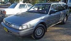 Mazda 626 Kombi - file 1992 mazda 626 gv series 3 station wagon 2009 07