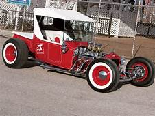 How The Model T Became Bucket  Hot Rod Network