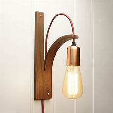 wall bracket light by layertree notonthehighstreet com