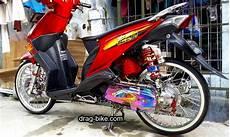 Modifikasi Beat 2010 by 50 Foto Gambar Modifikasi Beat Kontes Racing Jari