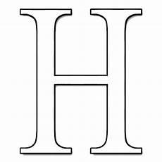 lettere da stare per bambini lettera h da colorare disegno di lettera h da colorare