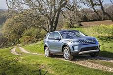 land rover electric 2020 land rover discovery sport refresh debuts in hybrid
