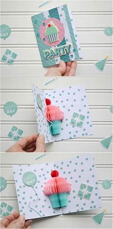1001 ideas on how to design diy birthday cards