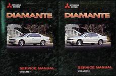 car repair manual download 1998 mitsubishi diamante spare parts catalogs 1998 mitsubishi diamante repair shop manual set original