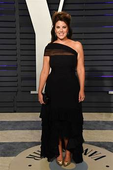 celebrity dresses monica lewinsky at 2019 vanity fair