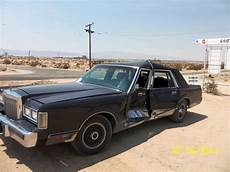 auto air conditioning repair 1986 lincoln town car navigation system sell used wrecked 1986 lincoln town car signature sedan 4 door 5 0l in twentynine palms