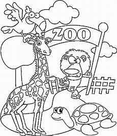 Zootiere Malvorlagen Get This Preschool Zoo Coloring Pages To Print 28184