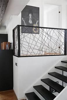 garde corps escalier moderne toile d araign 233 e archi barriere escalier deco interieur moderne et rambarde escalier