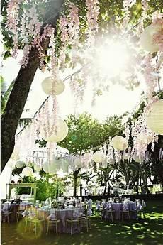 mariage en exterieur mariage inspiration pour une d 233 coration de jardin originale save the deco