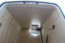 lambris au plafond poimobile fourgon am 233 nag 233