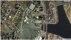 High Definition Satellite Images Of All The Formula One