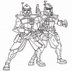Lego Wars Malvorlagen Free Lego Coloring Pages Wars Commander Clone Trooper