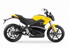 moto 125 electrique 2013 zero s electric motorcycle yellow profile right