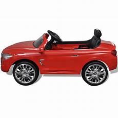 der bmw elektroauto mit fernbedienung kinderfahrzeug rot