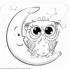 23 owl coloring pages getcoloringpages org